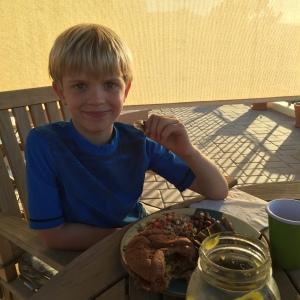 colby & artichokes