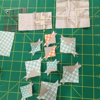 Tiny stars Pixie Block