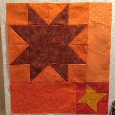 Orange Star Complete Block SLSD