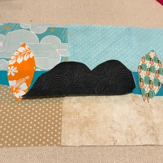 Row by Row Sand to Sea Fabrics