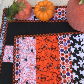 Halloween Placemets with Back